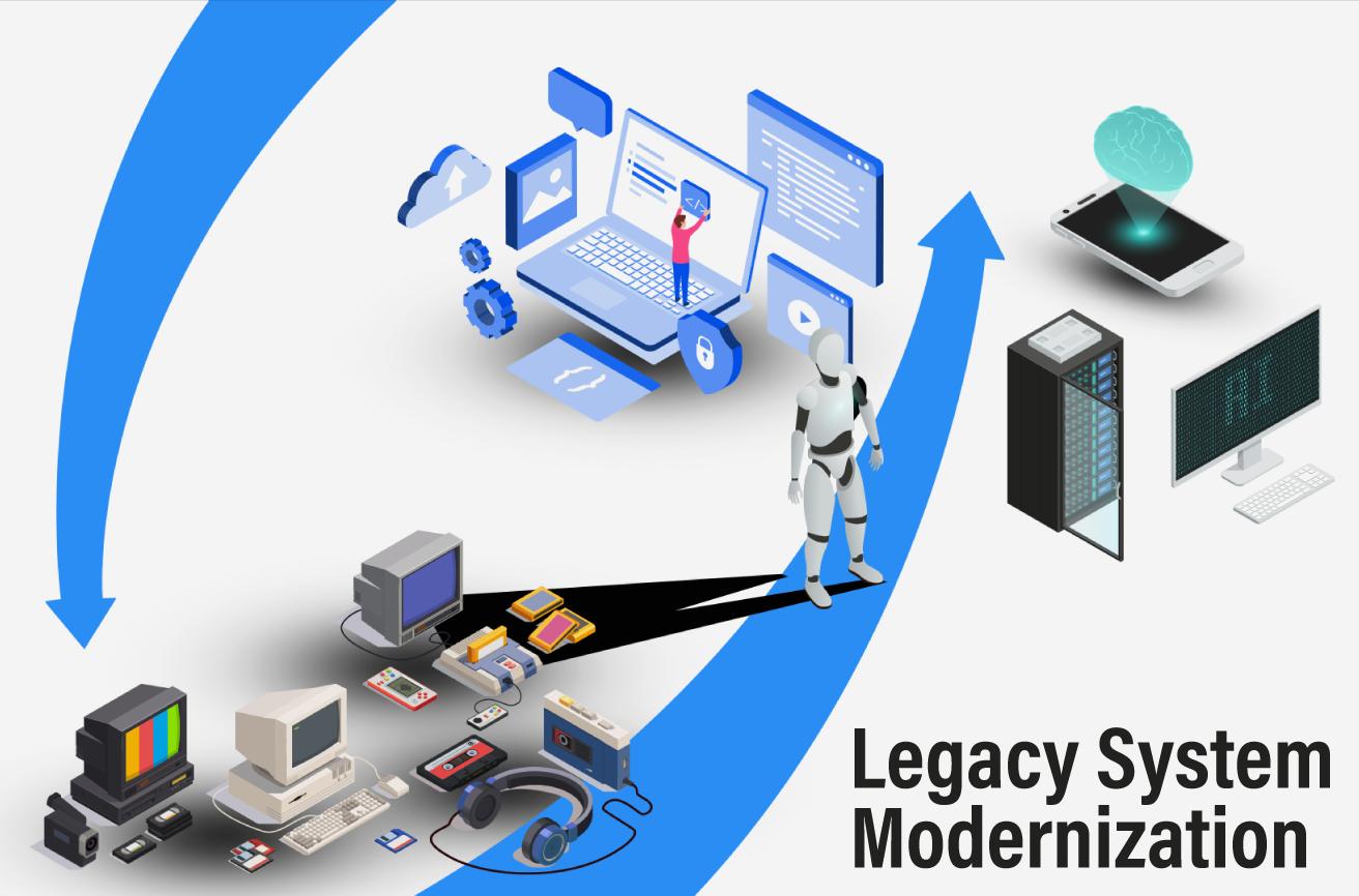 Legacy System Modernization – A Digital Outlook
